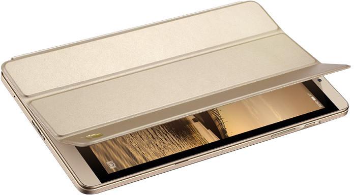 "Huawei Original Folio Pouzdro pro MediaPad M2 8"" (EU Blister), zlatá"