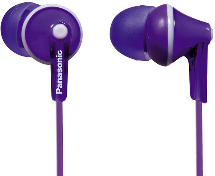 Panasonic RP-HJE125E-V, fialová