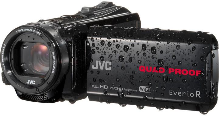 JVC GZ RX645B