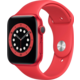Apple Watch Series 6, 44mm, PRODUCT(RED), PRODUCT(RED) Sport Band