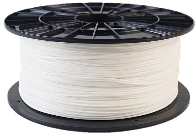 Plasty Mladeč tisková struna (filament), PETG, 1,75mm, 1kg, bílá