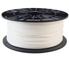 Filament PM tisková struna (filament), PETG, 1,75mm, 1kg, bílá - F175PETG_WH