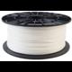 Plasty Mladeč tisková struna (filament), PETG, 1,75mm, 1kg, bílá  + Voucher až na 3 měsíce HBO GO jako dárek (max 1 ks na objednávku)