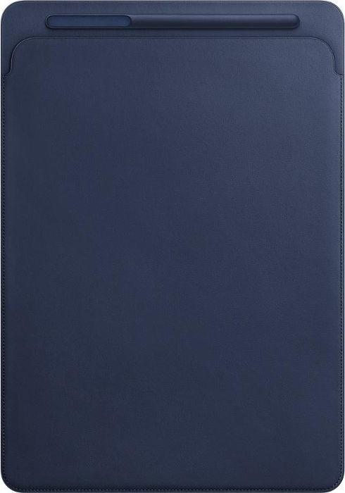 """Apple iPad Pro 12,9"""" Leather Sleeve, modrá"""