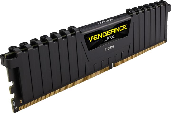 Corsair Vengeance LPX Black 8GB DDR4 2400