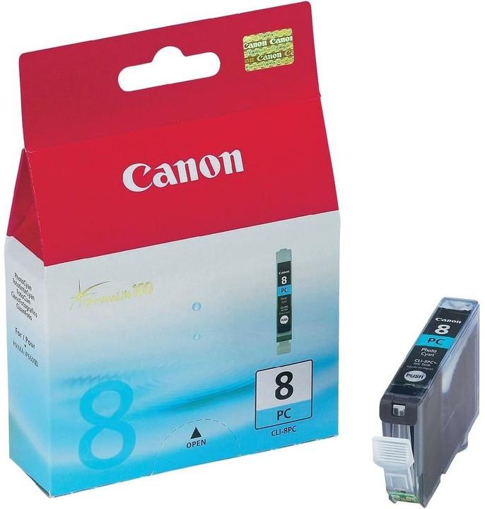Canon CLI-8PC, azurová