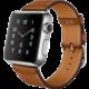 ESES kožený řemínek 38mm pro Apple Watch, hnědá