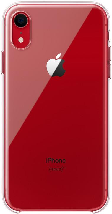 Apple kryt na iPhone XR, průhledný