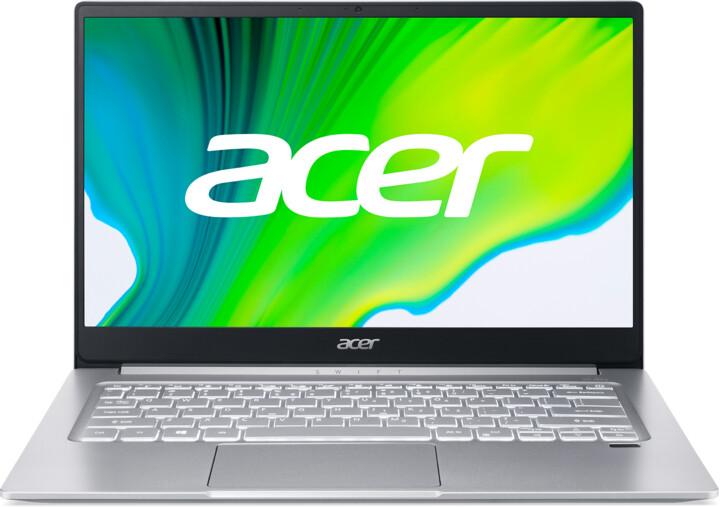 Acer Swift 3 (SF314-59), stříbrná