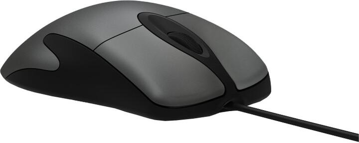 Microsoft Classic IntelliMouse, černá/šedá