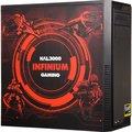 HAL3000 IEM Certified PC Infinium by MSI, černá
