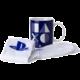 Dárkový set Playstation - Hrnek a ponožky