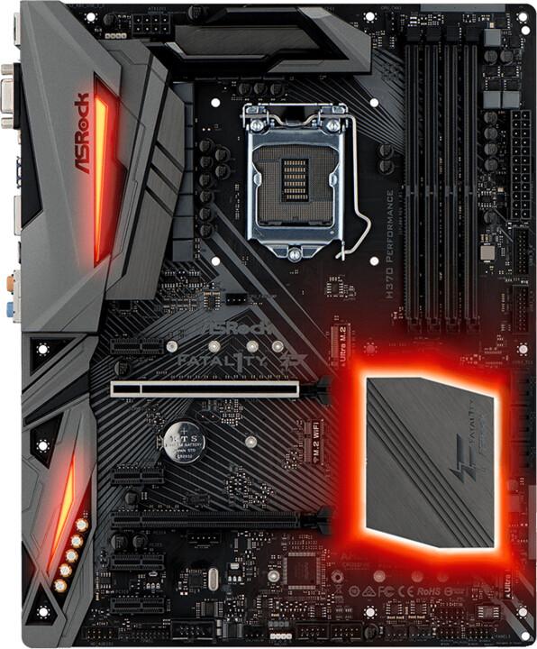 ASRock Fatal1ty H370 Performance - Intel H370
