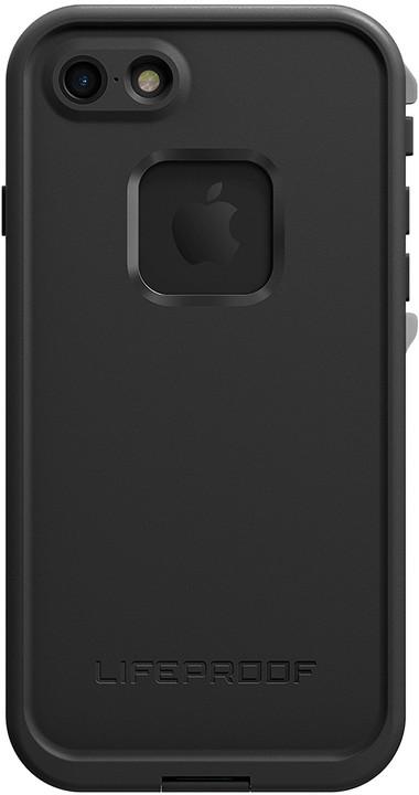 LifeProof Fre ochranné pouzdro pro iPhone 7 černé