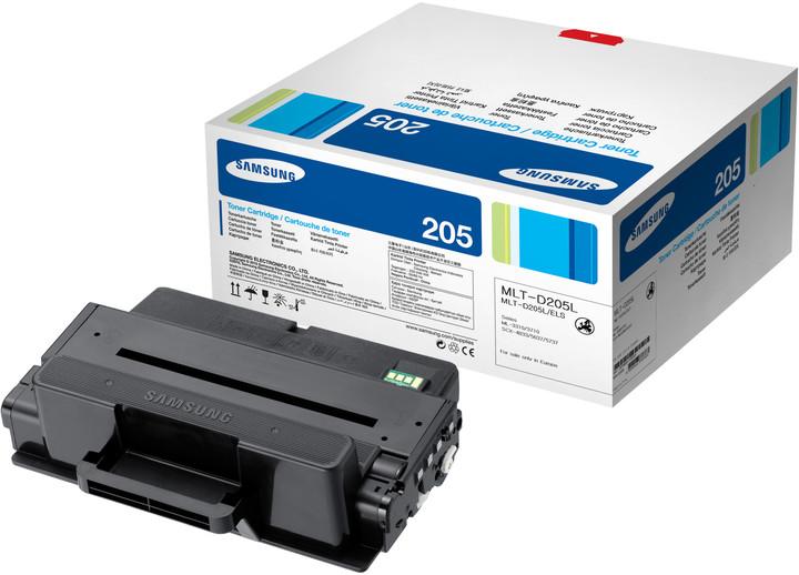 Samsung MLT-D205L/ELS, černá
