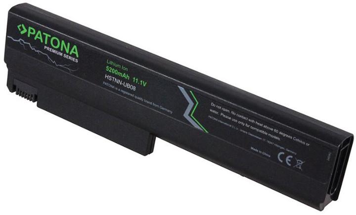 Patona baterie pro ntb HP NX6110/N6120 5200mAh Li-Ion 11,1V PREMIUM