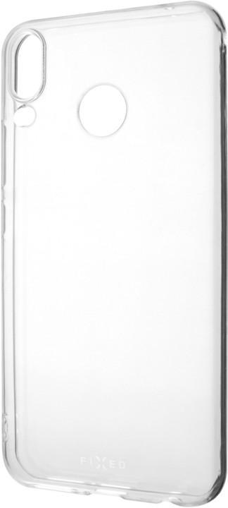 FIXED TPU gelové pouzdro pro ASUS ZenFone 5Z (ZS620KL)/ Zenfone 5 (ZE620KL), čiré