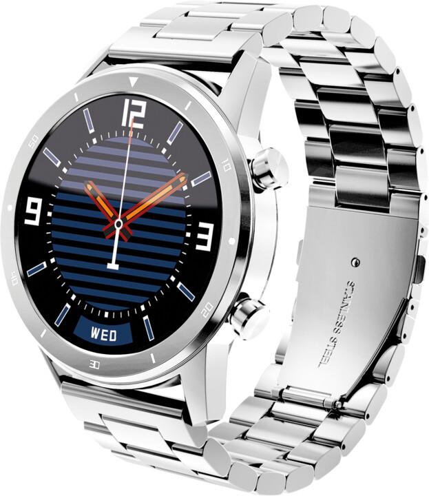 Aligator Watch PRO, Silver