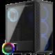SilentiumPC Signum SG1X TG RGB, okno, černá  + O2 TV s balíčky HBO a Sport Pack na 2 měsíce (max. 1x na objednávku)