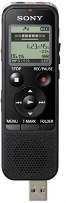 Sony ICD-PX440, 4GB, černá
