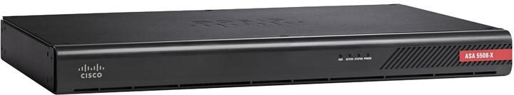 Cisco ASA 5508-X with FirePOWER Services, bezpečnostní zařízení