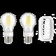 IMMAX 2x Neo SMART LED filament E27 6,3W, teplá bílá, stmívatelná, Zigbee 3.0 + ovladač - Rozbalené zboží