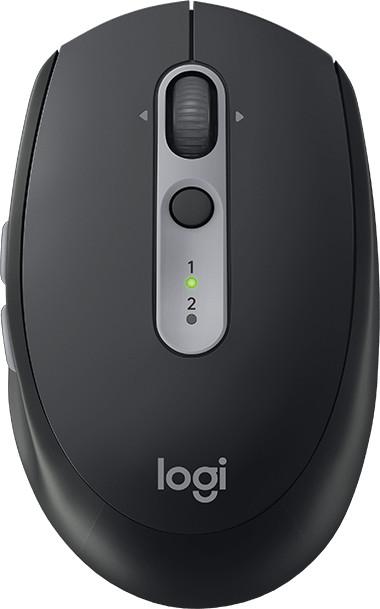 Logitech M590 Silent, černá