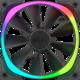 NZXT Aer RGB Series RF-AR140-B1, 140mm ventilátor  + Voucher až na 3 měsíce HBO GO jako dárek (max 1 ks na objednávku)