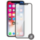 Screenshield Tempered Glass pro Apple iPhone X, černá