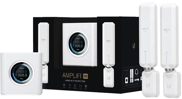 Ubiquiti AmpliFi High Density, 2x Mesh