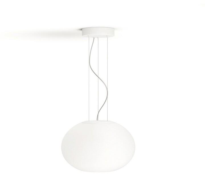 Philips závesné svítidlo Hue Flourish, LED, RGB, 31W, bílá - 2.generace s BT