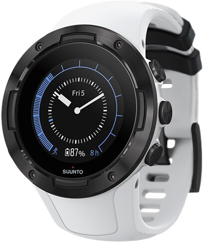 Suunto 5 G1, White Black