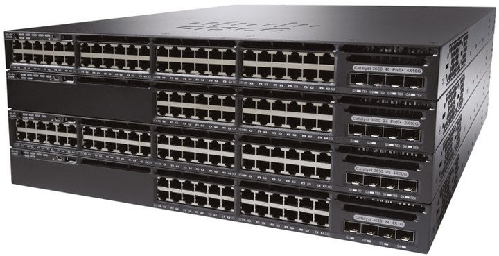 Cisco Catalyst C3650-24TD-E