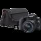 """Canon EOS 250D + 18-55mm f/3.5-5.6 III + CB-SB130 + 16GB  + Trenýrky se vzorem - velikost L v hodnotě 259 Kč + Získejte po registraci - Kurz """"Základy fotografování"""" - Akademie focení + Cashback 1 300 Kč po registraci"""