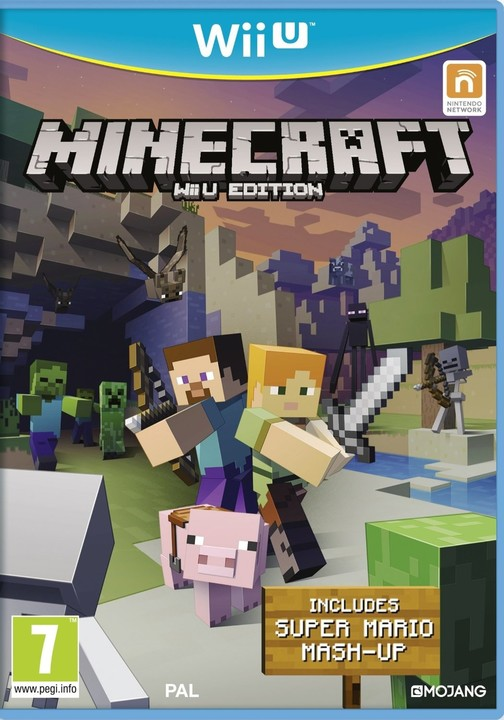 Minecraft (WiiU)