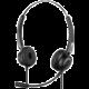Sandberg USB Pro Stereo Headset, černá