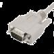 PremiumCord propojovací kabel 9pin 2m M/M