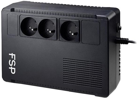 Fortron Eco 600, 600 VA, 360W
