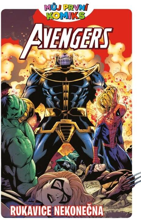 Komiks Avengers: Rukavice nekonečna