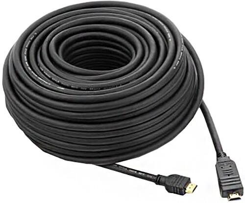 PremiumCord HDMI propojovací kabel s int. zesilovačem, 15m, M/M (přenos ethernetu)