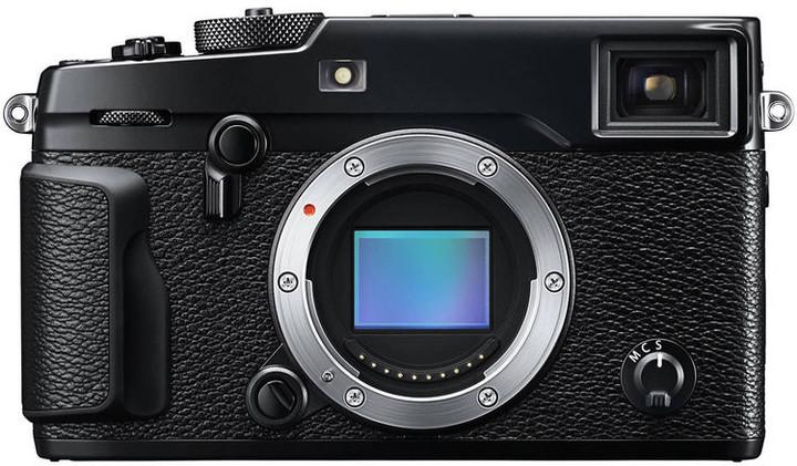 Fujifilm X-PRO2, tělo, černá
