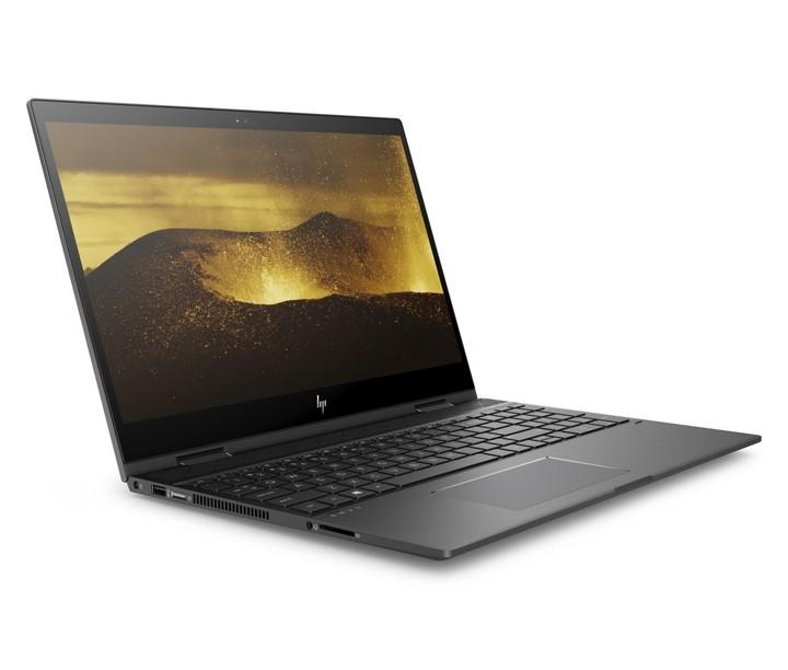 HP Envy x360 15-cn0005nc, popelavě stříbrná