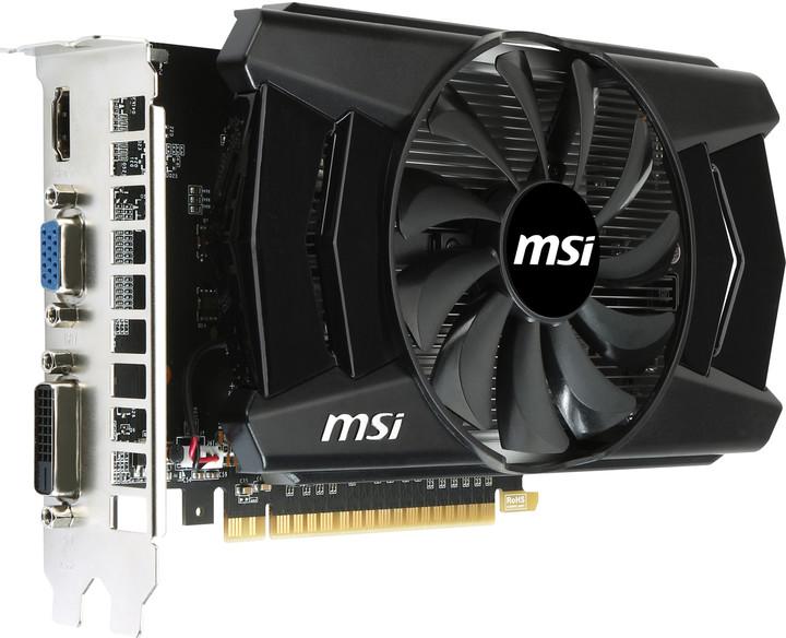 MSI N750Ti-2GD5/OC