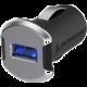 Scosche reVolt autonabíječka USB 2,4A černo-šedá