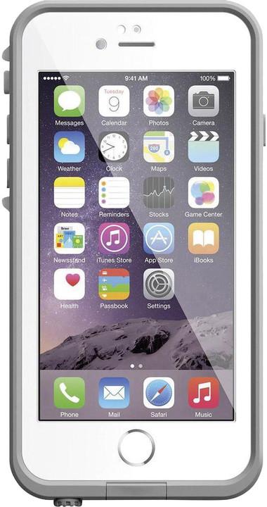 LifeProof Fre odolné pouzdro pro iPhone 6 bílé/šedé