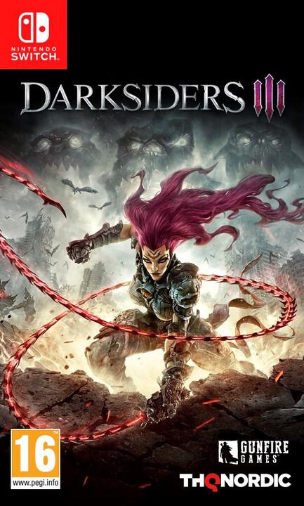 Darksiders 3 (SWITCH)