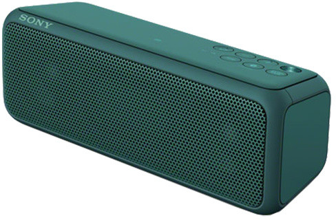 Sony SRS-XB3, zelená