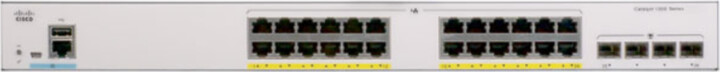 Cisco CBS250-24P-4X