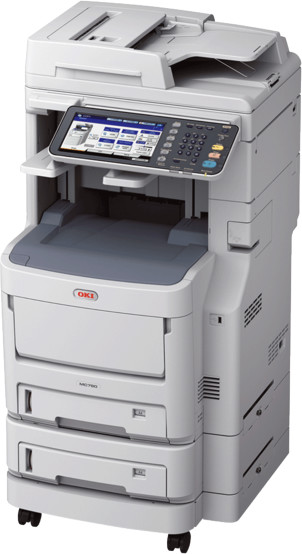 OKI MC780dfnvfax