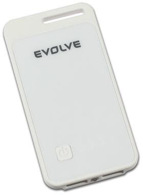 Evolveo ExtraPower MX400, 3840mAh, bílá